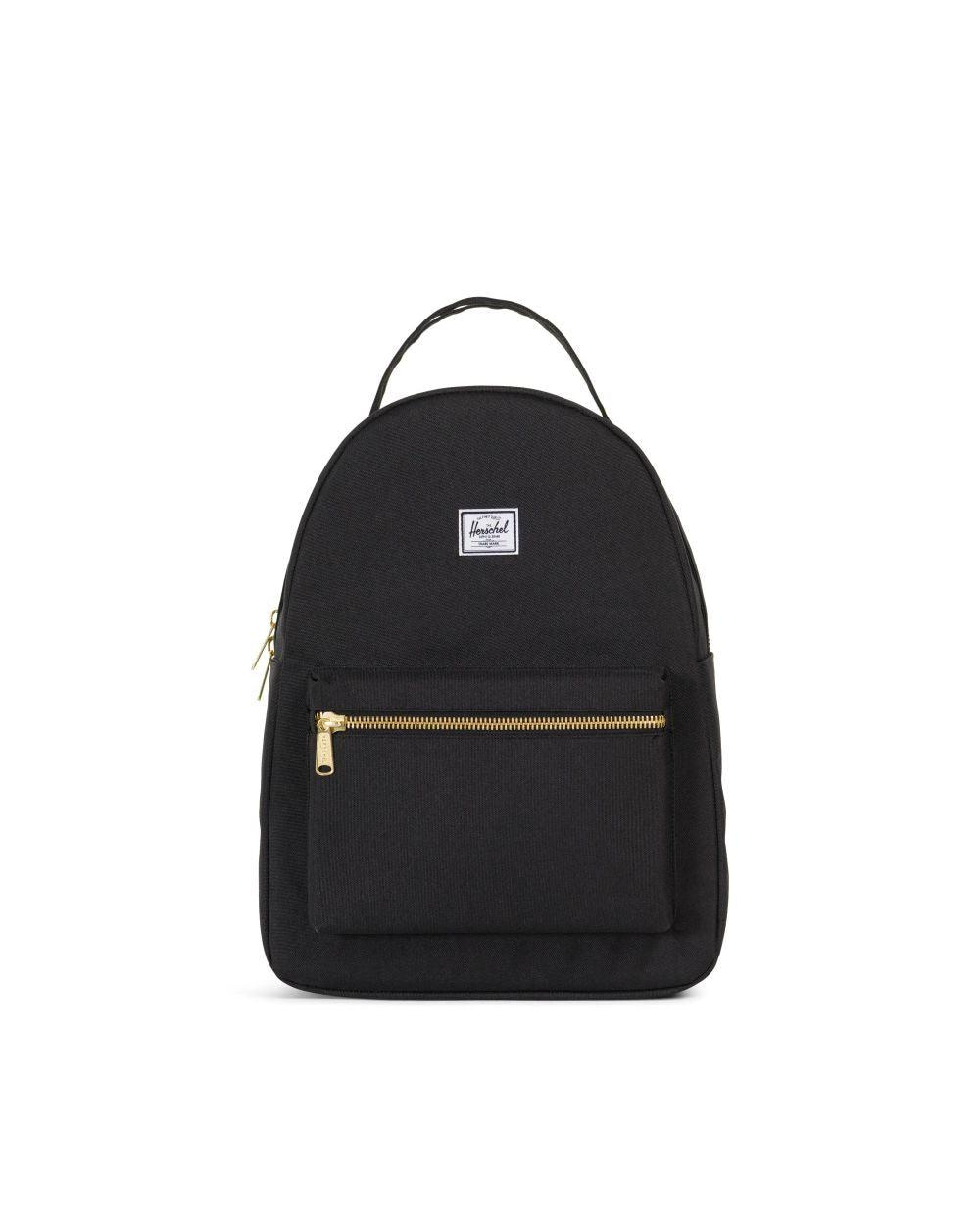 Herschel Nova Backpack Mid - BLACK