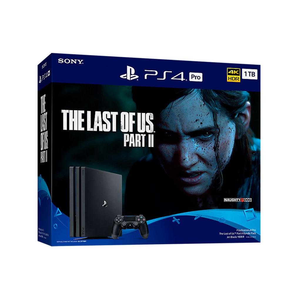 PlayStation®4 Pro The Last of Us™ Part II Bundle Pack