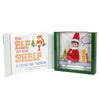 The Elf on the Shelf® A Christmas Tradition: Light Skin Girl Box Set with Packaging Open