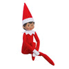The Elf on the Shelf® A Christmas Tradition: Dark Skin Girl Scout Elf