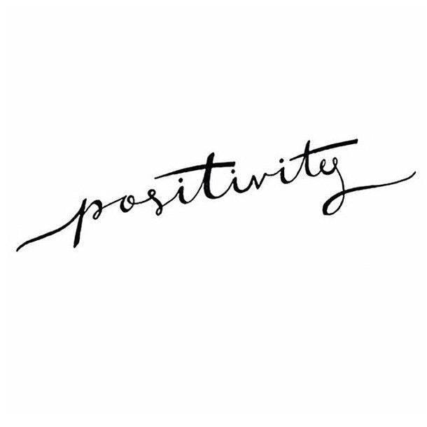 Positivity trickles down.