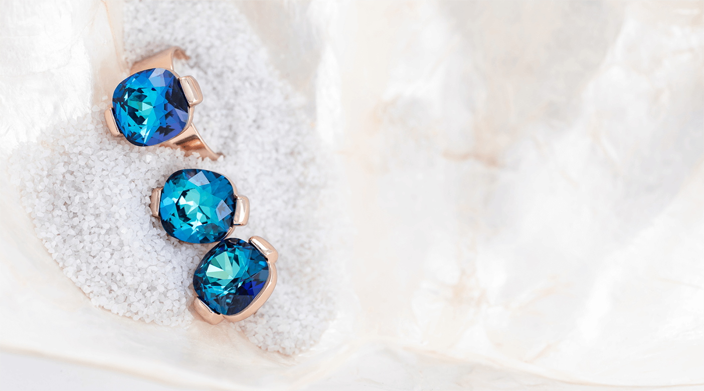 Unique Jewellery Australia | Sparkly Adjustable Rings and Beautiful Earrings | Ethical Jewellery Australia | Bidiliia