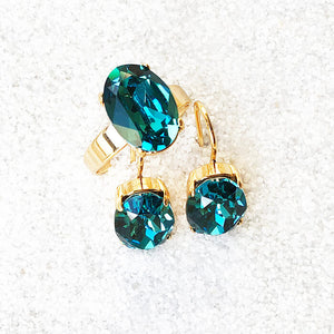 ethical jewellery australia elegant indicolite turquoise and gold