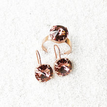 blush rose and rose gold unique ethical jewellery australia