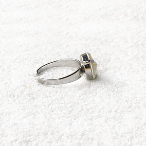 Moonlight Statement Ring