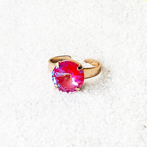 Sherry Cocktail Ring