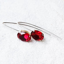 Jenstar Crystal Drop Earrings