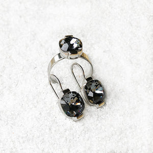 black and silver unique ethical jewellery australia