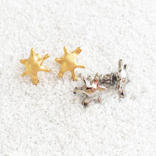 Starburst Stud Earrings - ON SALE