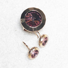 unique jewellery australia rose gold and swarovski