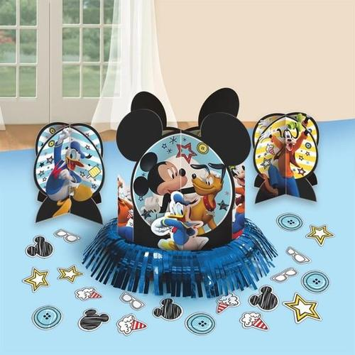 Mickey On The Go Table Decorating Kit - Amscan