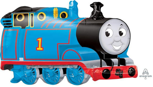 "Supershape Thomas Engine 1 30"" Balloon - Anagram"