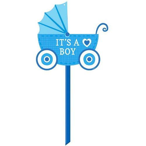 Baby Boy Generic Yard Sign - Amscan
