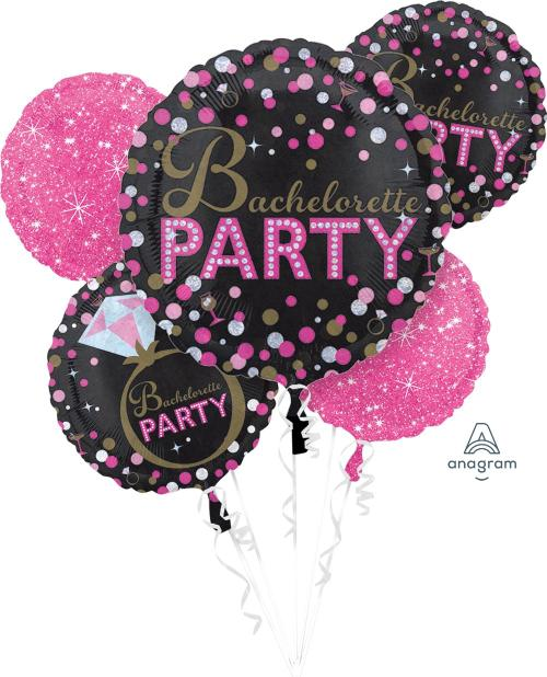 Bachelorette Balloon Bouquet - Anagram