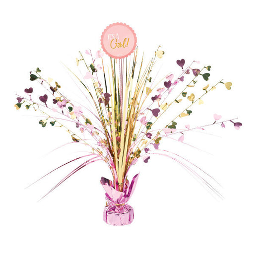 Baby Girl Spray Centerpiece - Piñata District