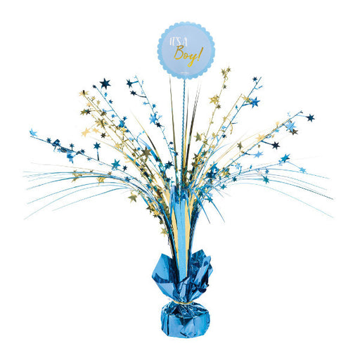 Baby Boy Spray Centerpiece - Piñata District