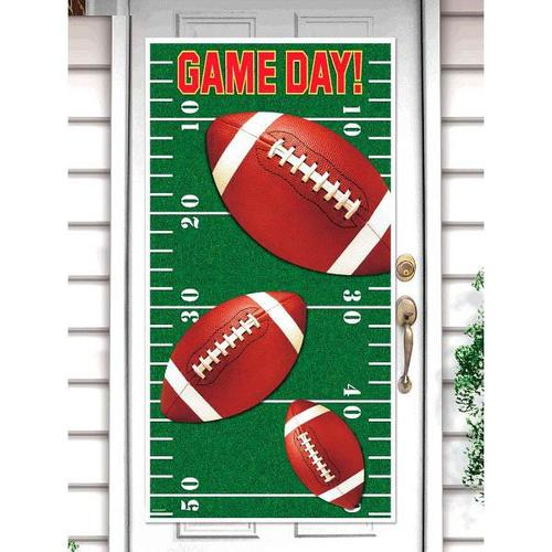 Game Day Door Decoration