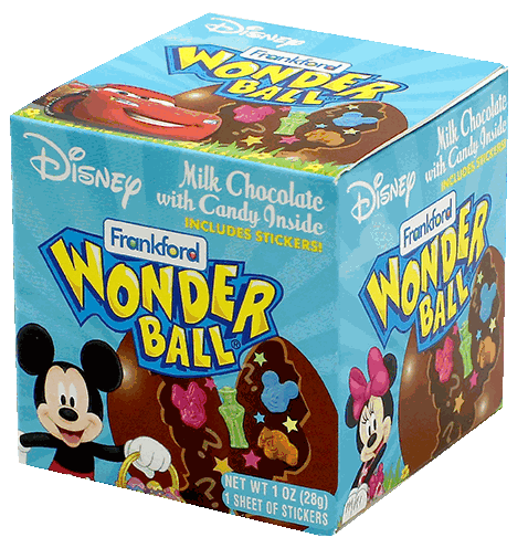 Disney Wonderball Mini 10/1.41oz - Frankford