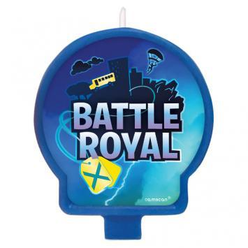 Battle Royal Candle - Amscan