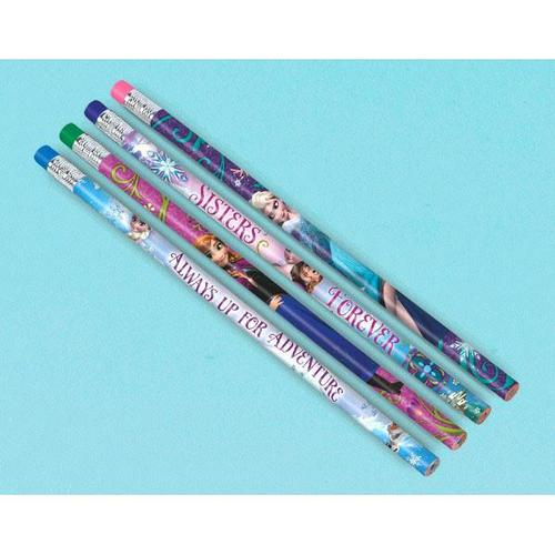 Frozen Pencil 12Ct