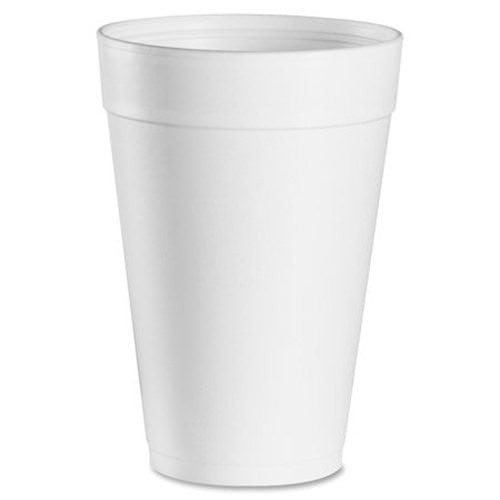 Dart 32Oz Foam Cup 20/25 - Case - Dart