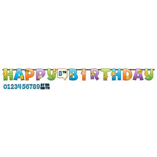 Lol Jumbo Birthday Banner - Amscan