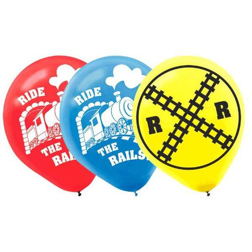 "Thomas Train Latex Balloons 12"" - Amscan"