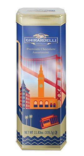 San Francisco Tower Gift - GHIRARDELLI CHOCOLATES