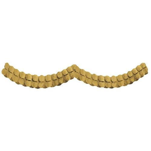 Gold Paper Garland