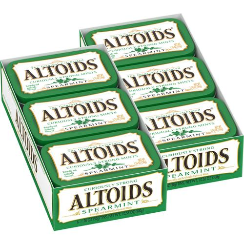Altoids Spearmint 12/1.76oz - Wrigley