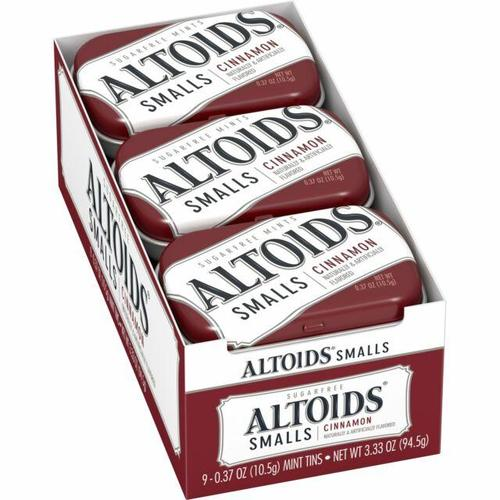 Altoids Smalls Cinnamon 9/.37oz - Wrigley