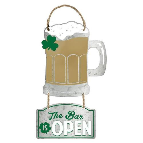 St Patrick's Day Hanging Sign - Amscan