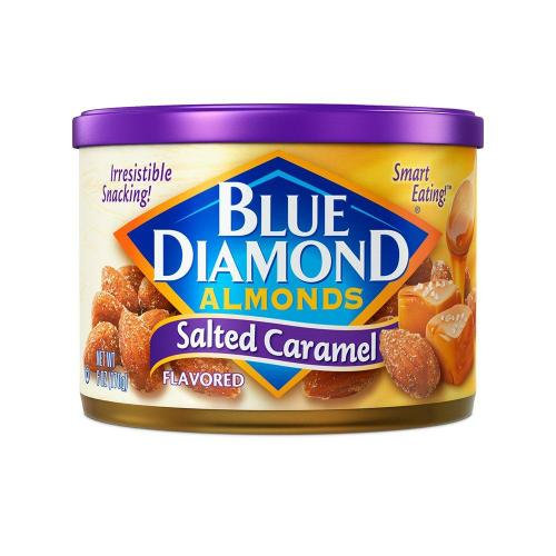 Almonds Raw Whole Caramels 50lb - Blue Diamond Growers