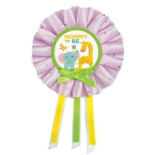 Fisher Price Hello Baby Deluxe Ribbon - Amscan