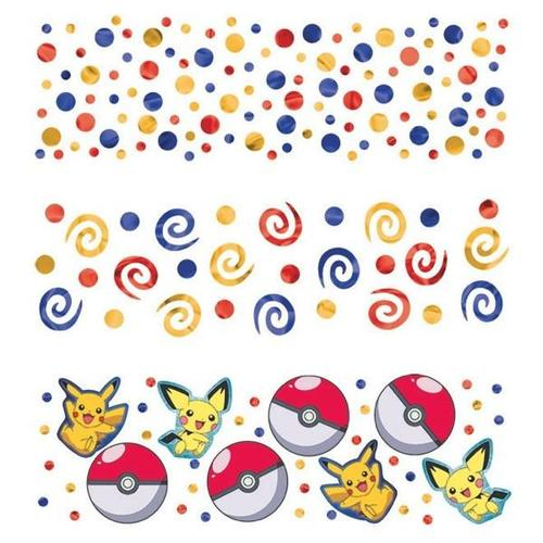 Pokemon Core Confetti - Amscan