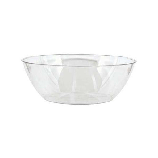 Plastic Clear Serving Bowl 10qt