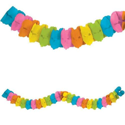 Multi-Color Paper Garland - Amscan