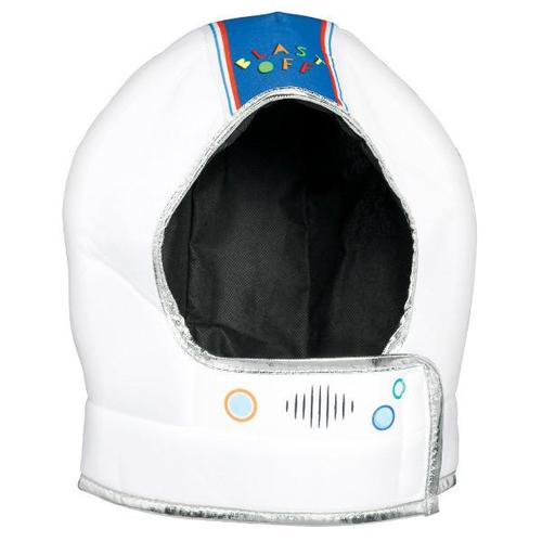Blast Off Birthday Astronaut Deluxe Wearable Helmet - Amscan