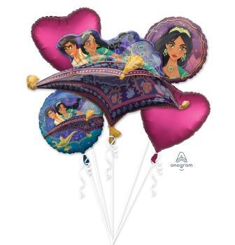 Aladdin Balloon Bouquet - Anagram