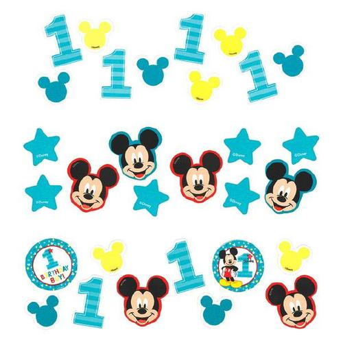 Mickey Fun To Be One Confetti - Amscan