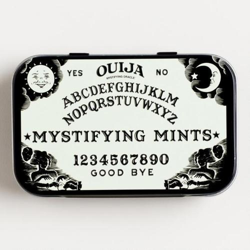 Boston America Ouija Tin disp - Boston America Corp