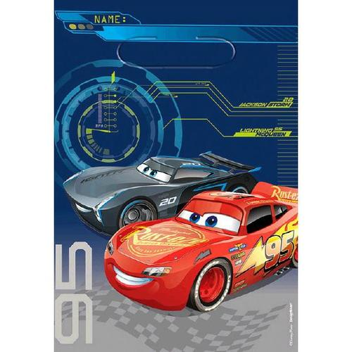 Cars 3 Fld Loot Bag - Amscan