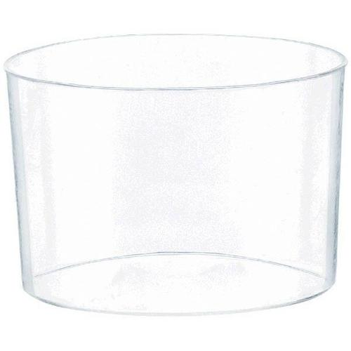 Mini Plastic Clear Bowls 40ct
