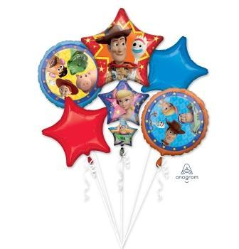 Toy Story 4 Balloon Bouquet - Anagram