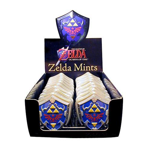 Nintendo Zelta Mints 18/1.5oz - Boston America Corp