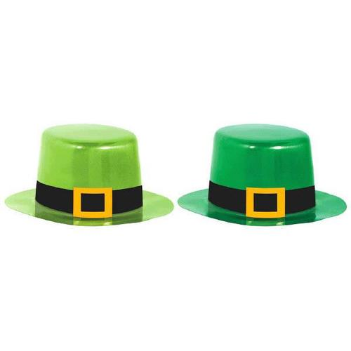 St Patrick's Day Mini Hat Multi Pack 8ct - Amscan