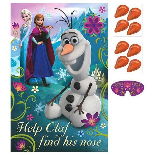 Frozen Magic Party Game