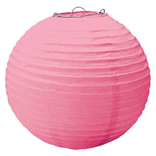 New Pink Large Lantern - Amscan