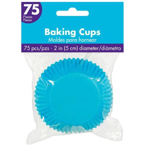 Cupcake Cases Caribbean 75ct - Amscan