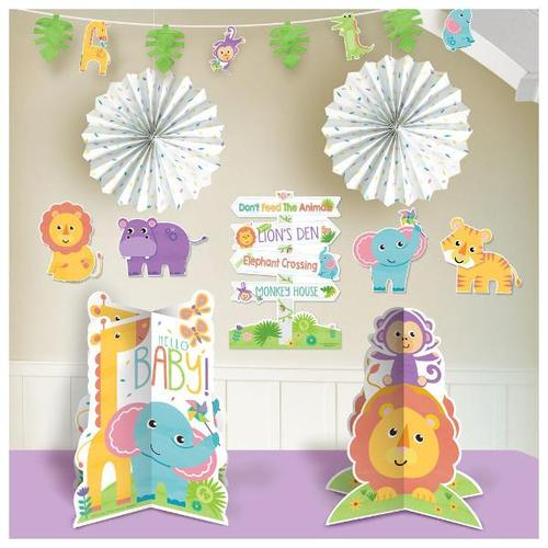 Fisher Price Hello Baby Room Decorating Kit - Amscan